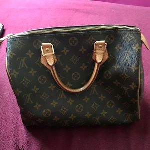 Louie bag Authentic